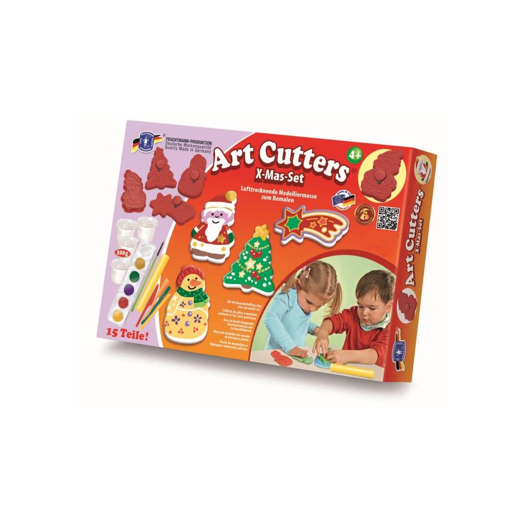 628.5388 Art Cutters X Mas Set
