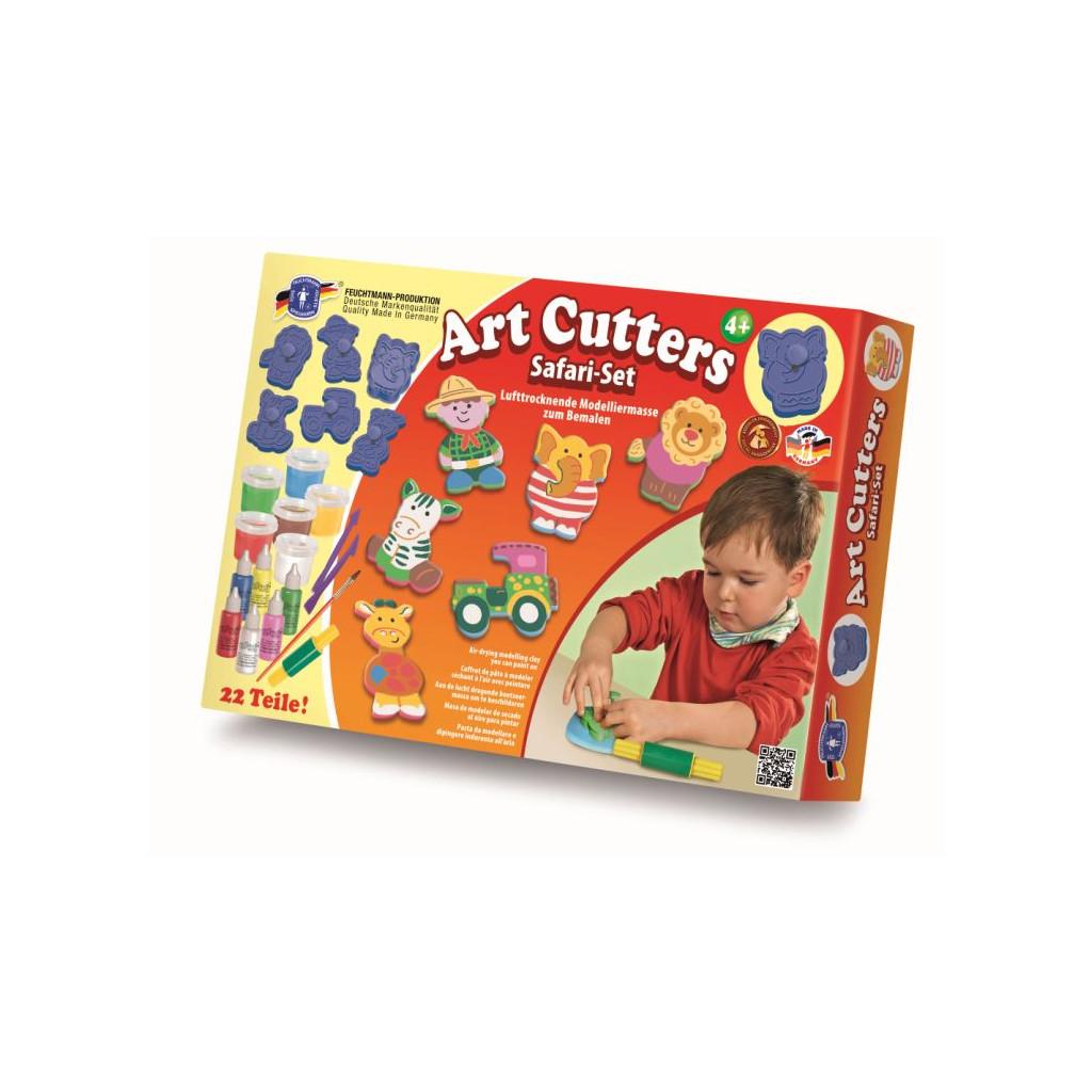 6285392 Safariset ArtCutter 3D mala
