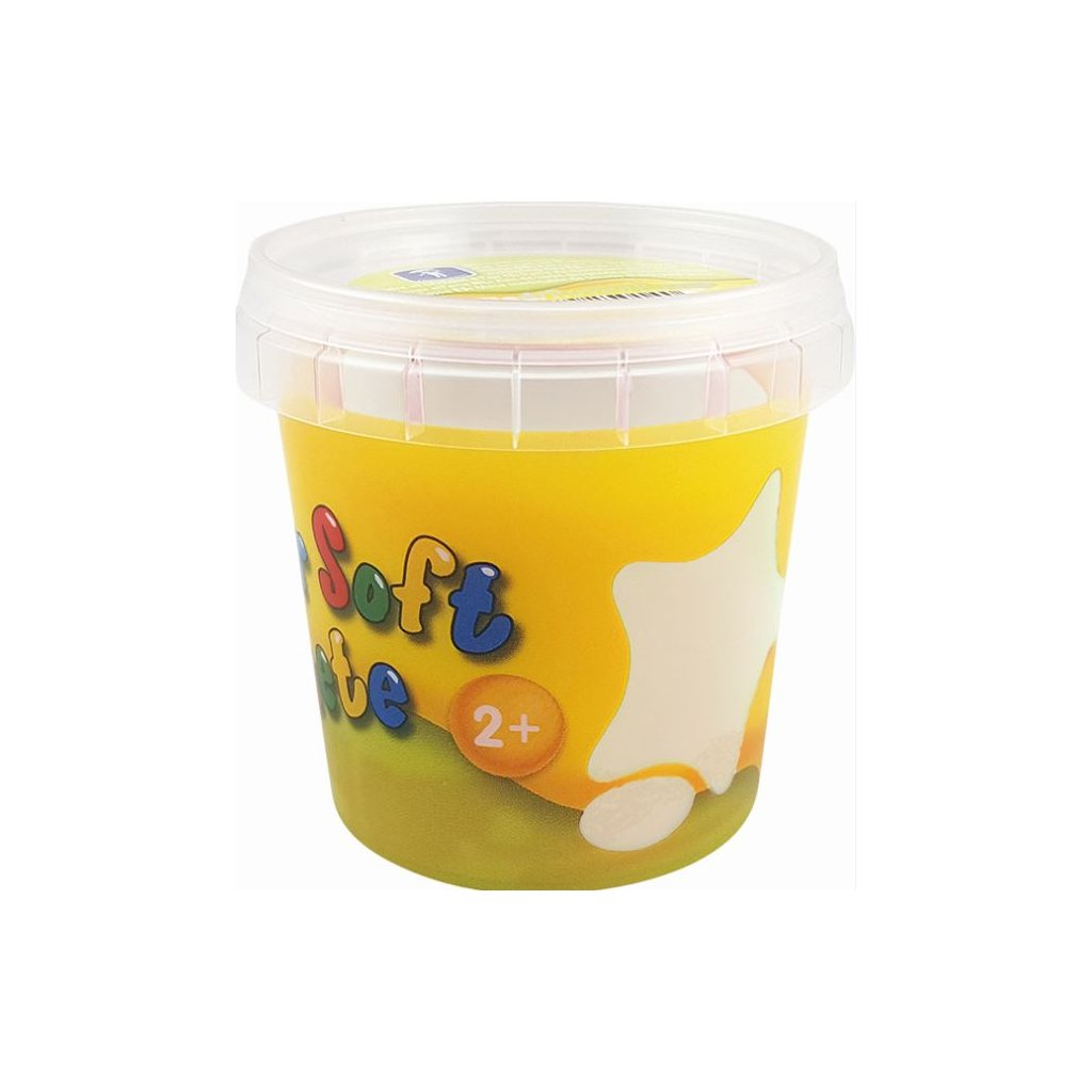 6280501 1 Kinder Soft Knete pot white
