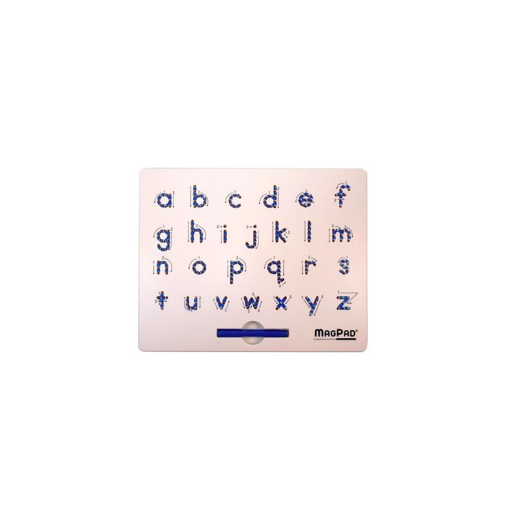 magpad abeceda modra