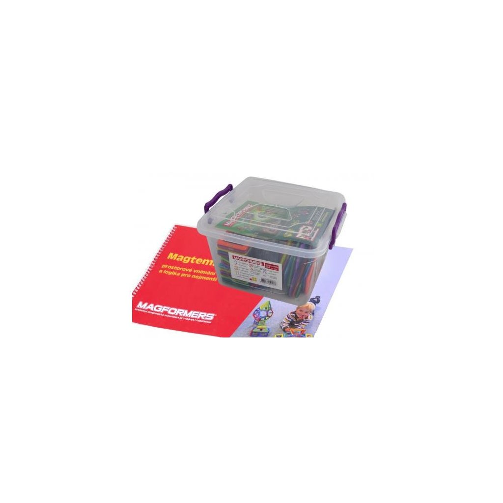 magformers magtematika box