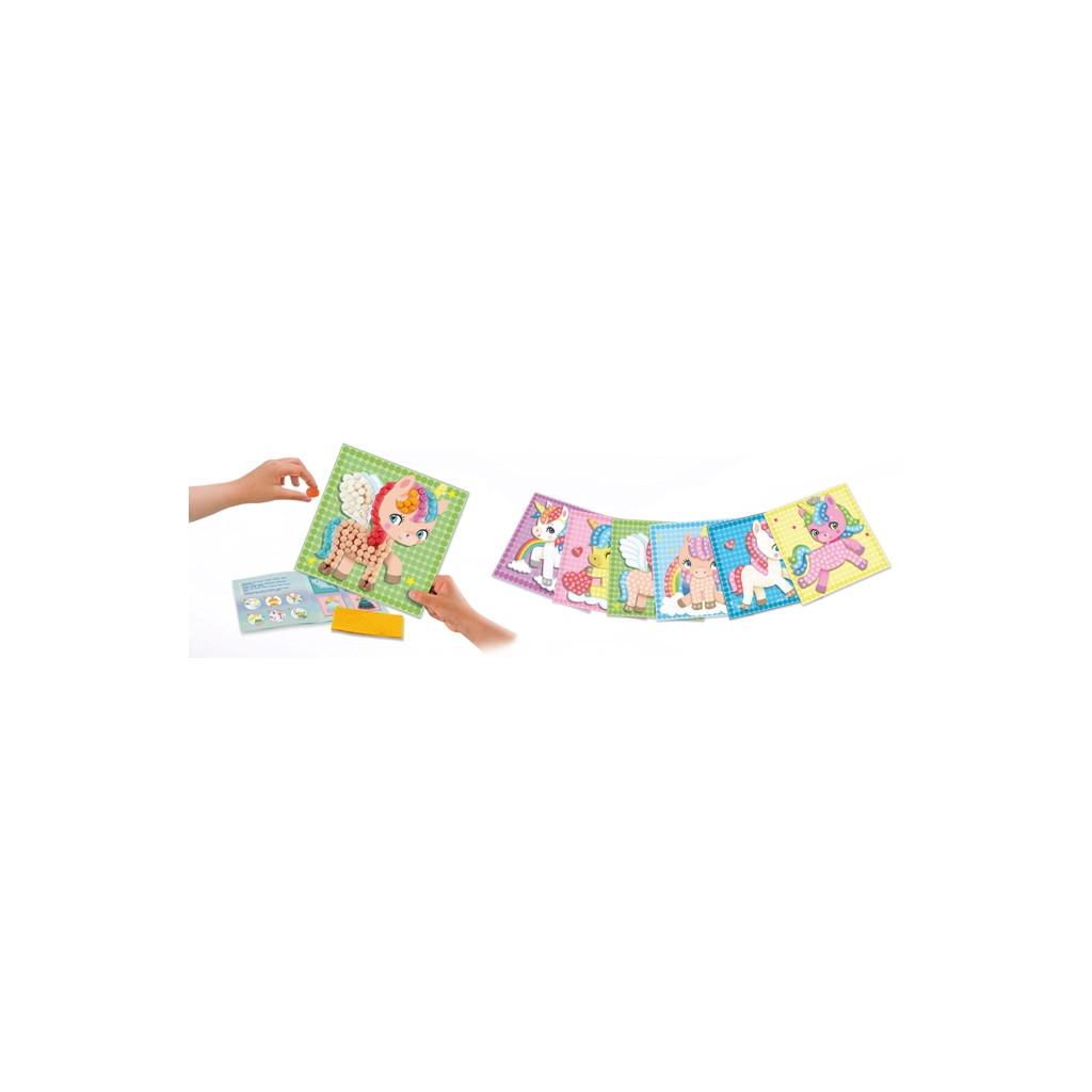 PM160208 karty jednorozci