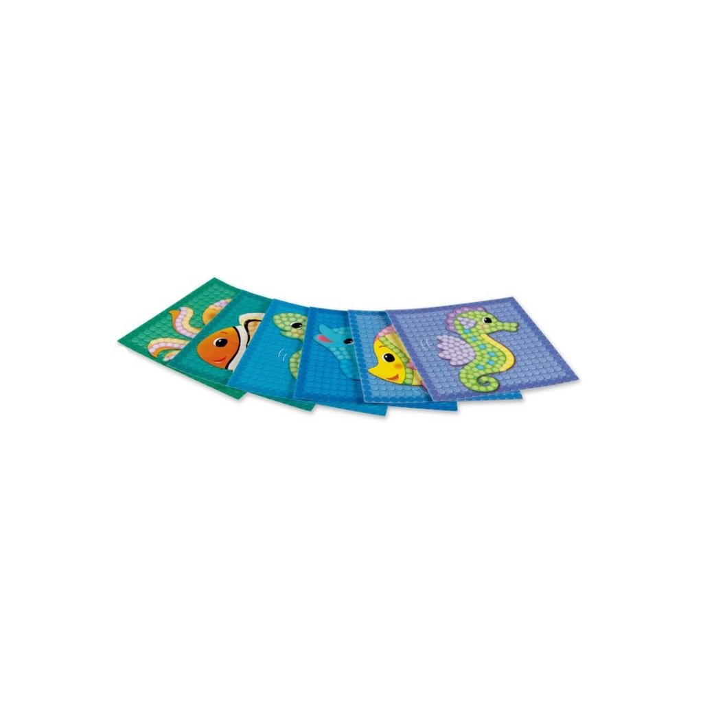 PM160200 PLAYMAIS Mosaic karty More