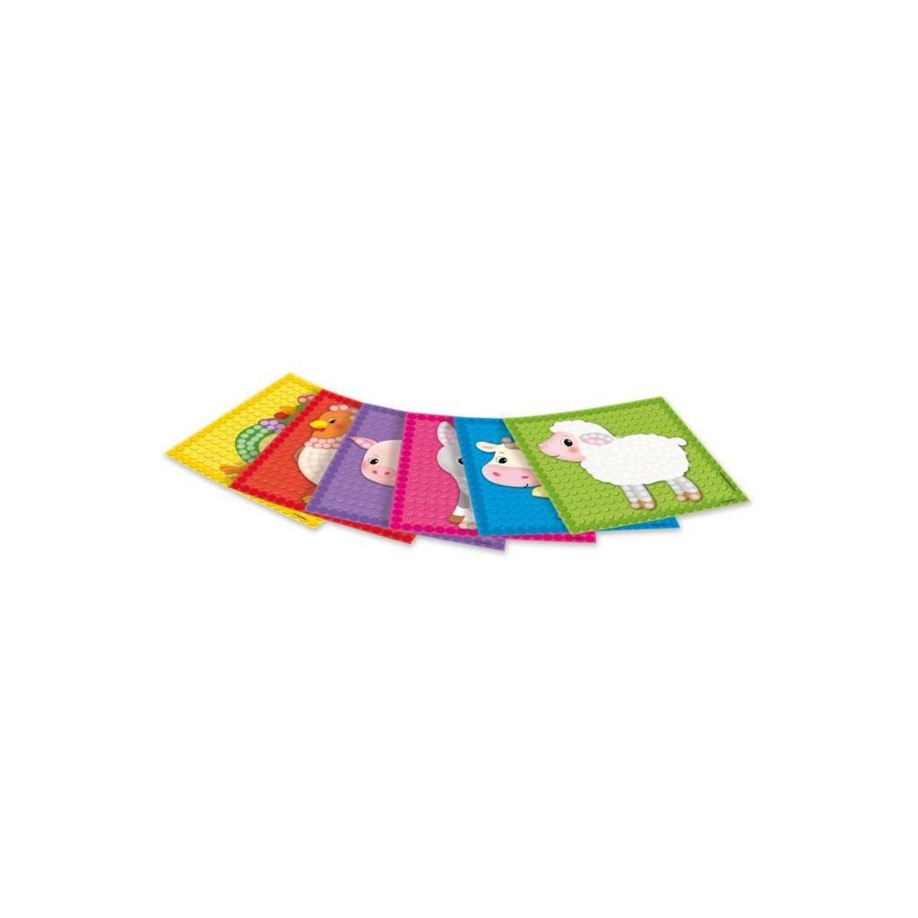 PM160279 PLAYMAIS Mosaic karty Farma