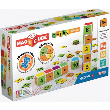 GM082 GEOMAG Magicube Maths building 10+45 01