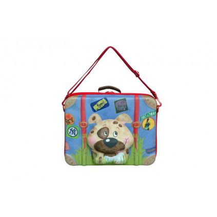 80008 Wildpack suitcase dog 2