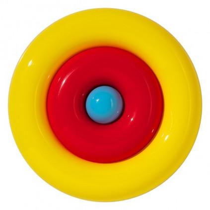 NELLO  25 cm - žlutá