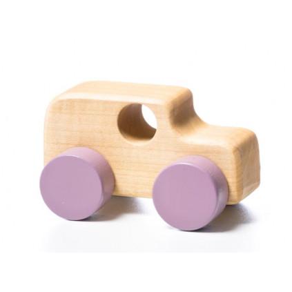CUBIKA Miniautíčko fialová