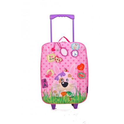 OKIEDOG kufr na kolečkách velký - Králík