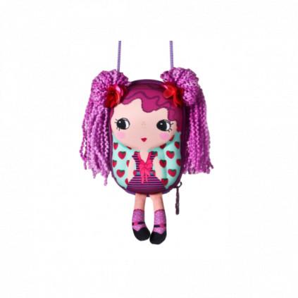 OKIEDOG Kabelka/Peněženka Tiny Treasures - Berry