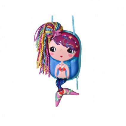 OKIEDOG Kabelka/Peněženka Tiny Treasures - Mořská panna