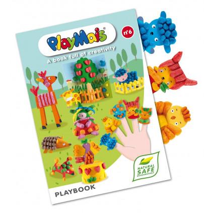 PLAYMAIS Book PlayBook