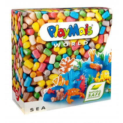 PLAYMAIS World Moře