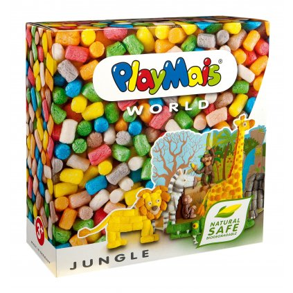 PLAYMAIS World Džungle
