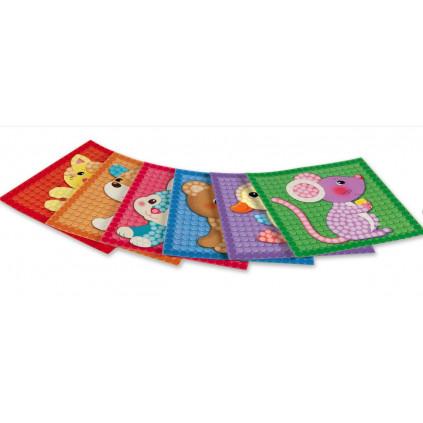 PLAYMAIS Mosaic karty Malí přátelé