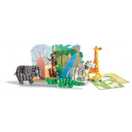 PLAYMAIS World karty Džungle
