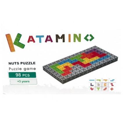 SMARTBLOCK - Katamino set 98 ks