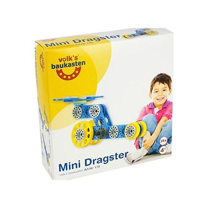 VOLKOVA STAVEBNICE Dragster mini