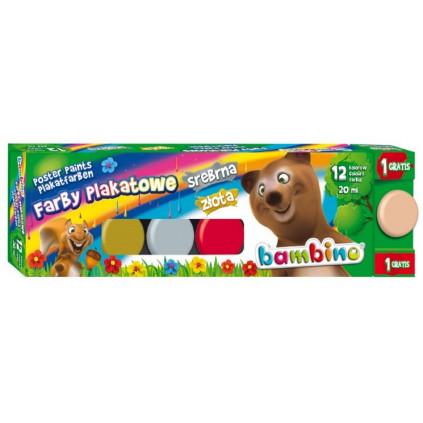 Temperove barvy 12