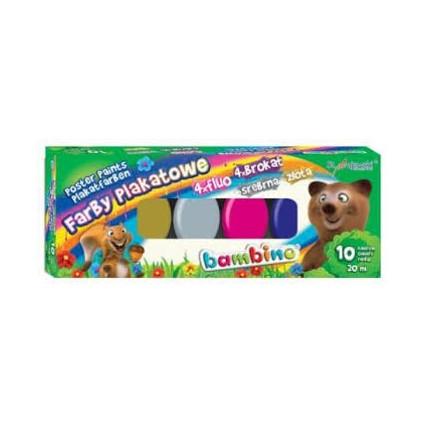Temperove barvy 10