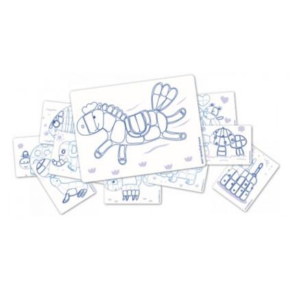 PM160082 PLAYMAIS Card Set cernobily