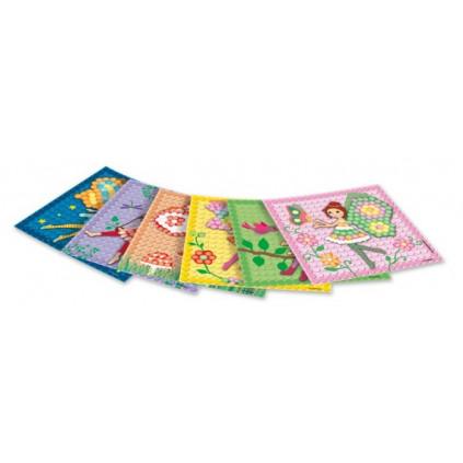 PM160278 PLAYMAIS Mosaic karty Vily