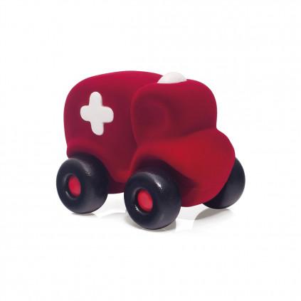 RB20001 RUBBABU Ambulance Red