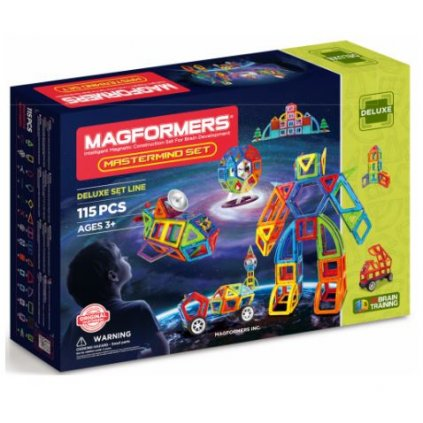 MG710012 magformers mastermind 115