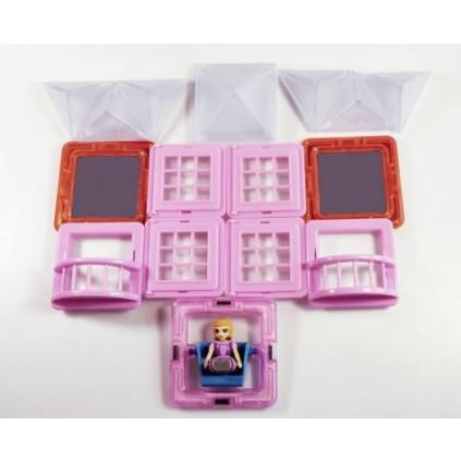 MG60603 magformers pinkant princezna