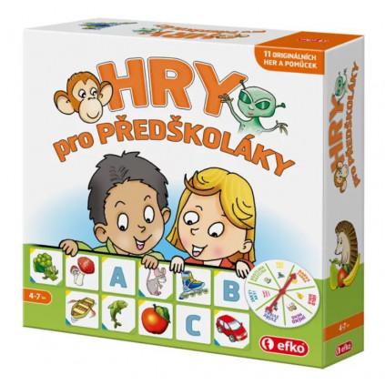 Hry pro predskolaky