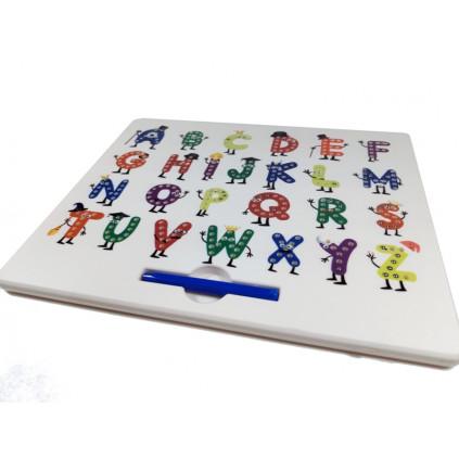 MPAD01CAR MAGPAD Zabavna abeceda 01