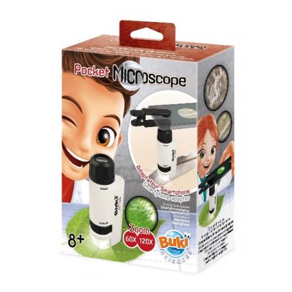 ILMR200 BUKI Mini Mikroskop s klipem 03