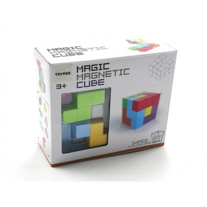 MH380016 Magic magnetic cube 01