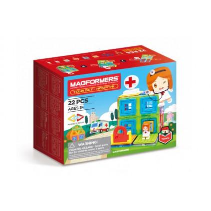 MG717006 Magformers mestecko nemocnice 4