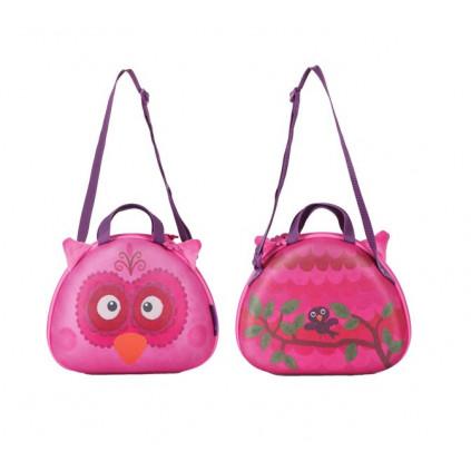 80090 Handbag Owl orez