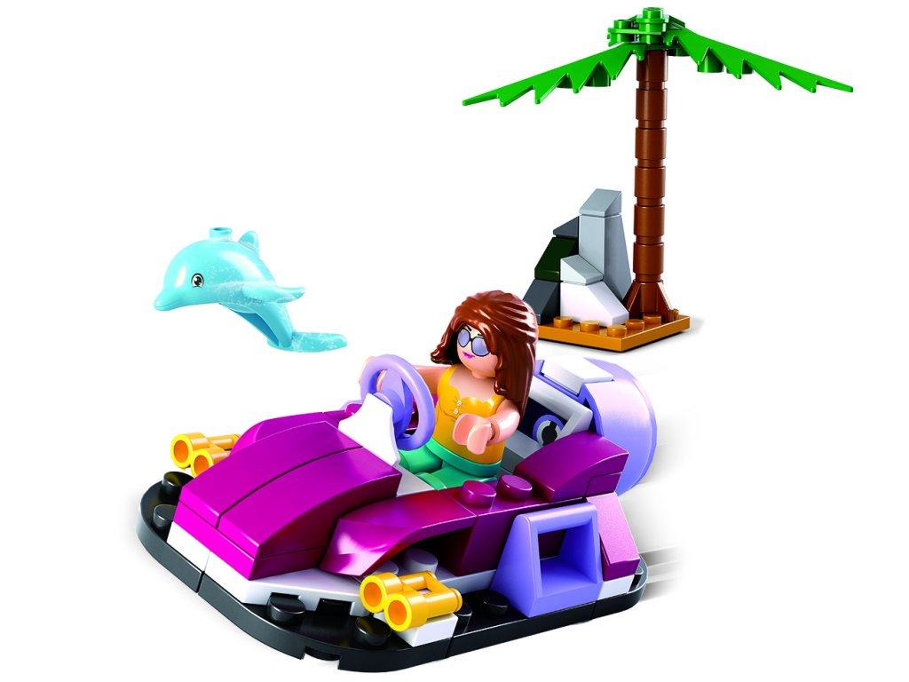 Sluban Girls Dream Holidays M38-B0600A Vznášedlo