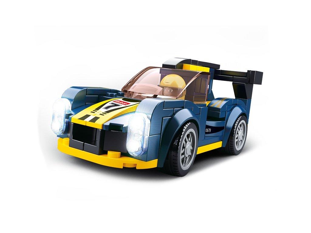 Sluban Car Club M38-B0673 Le Mans