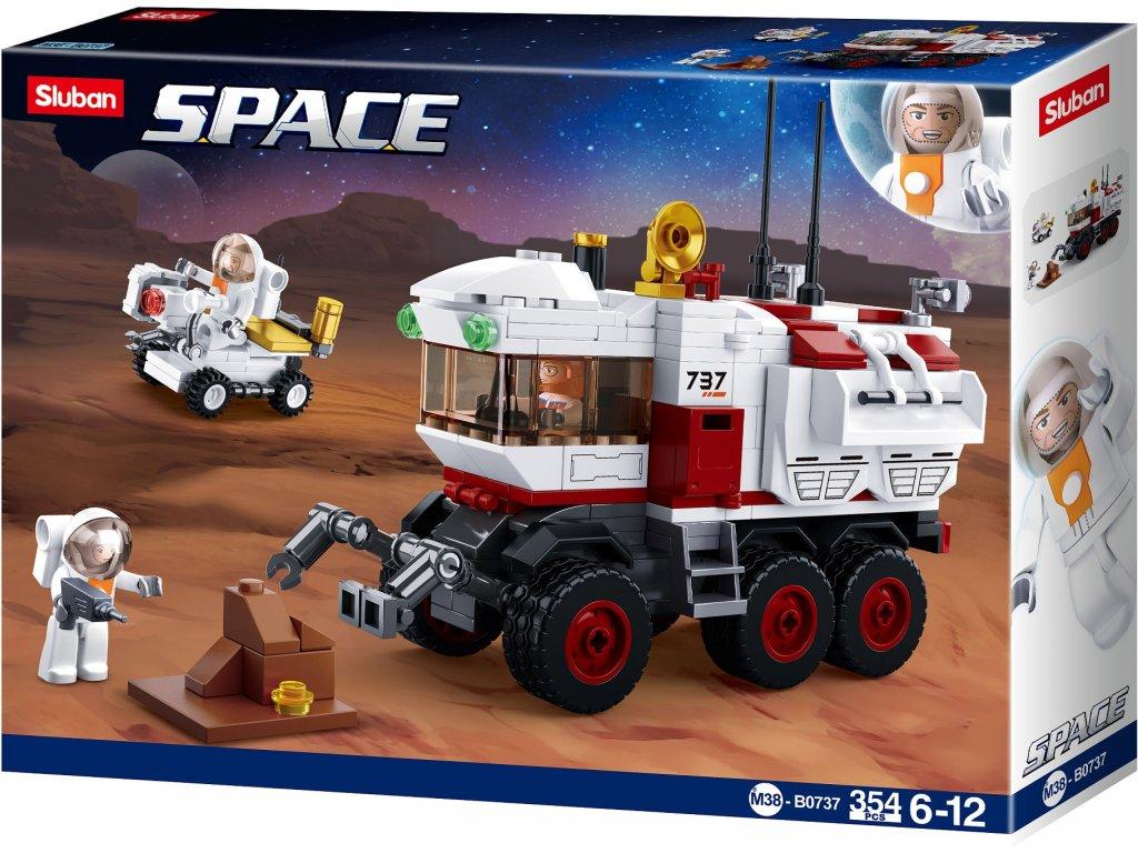 Sluban Space M38-B0737 Výzkumné vozidlo
