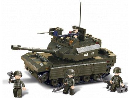 Sluban Army M38-B6500 Hlavní tank