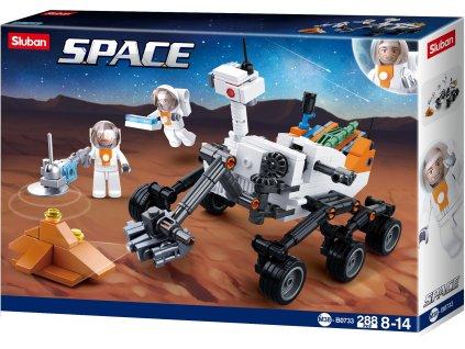 Sluban Space M38-B0733 Rover - Mobilní laboratoř