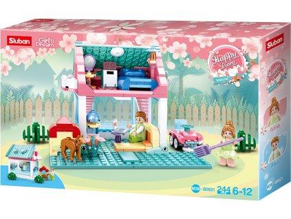 Sluban Girls Dream M38-B0821 Sousedův dům