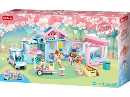 Sluban Girls Dream M38-B0822 Náš nový dům