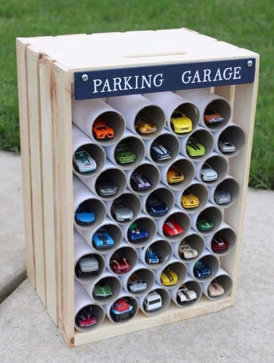 Kam zaparkovat všechna auta??