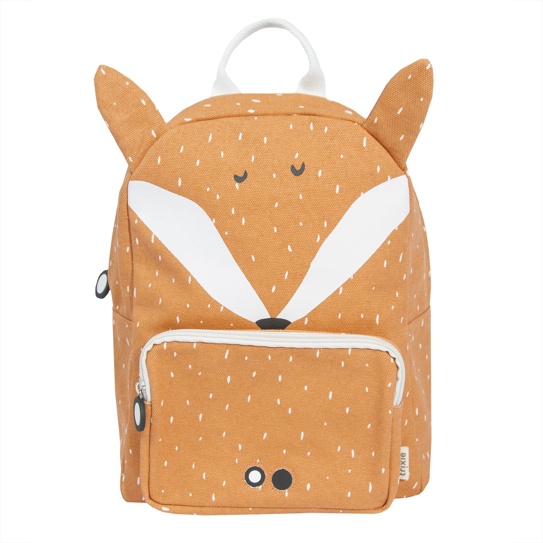 Co se vejde do dětského batohu Trixie Mr. Fox