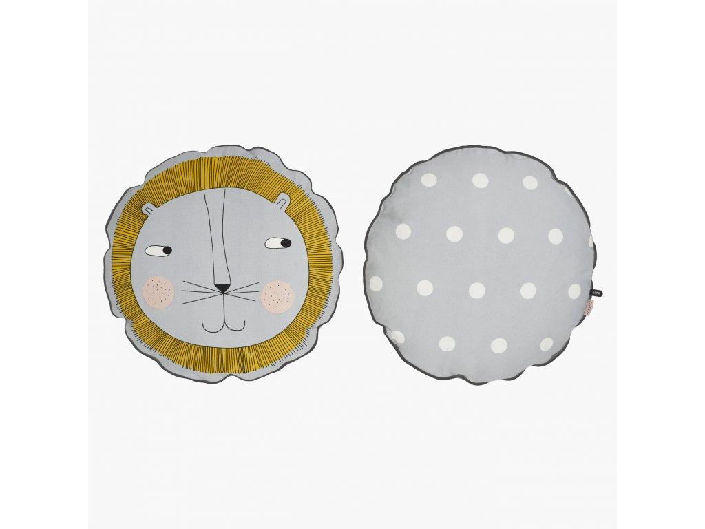 oyoy mini lion cushion 16221076190 o