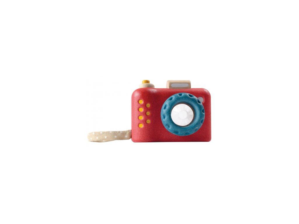 muj prvni fotoaparat