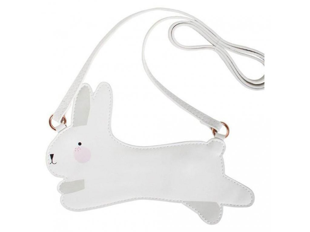 fmn 1701009 eef lillemor little cross body shoulder bag white bunny 1542804783