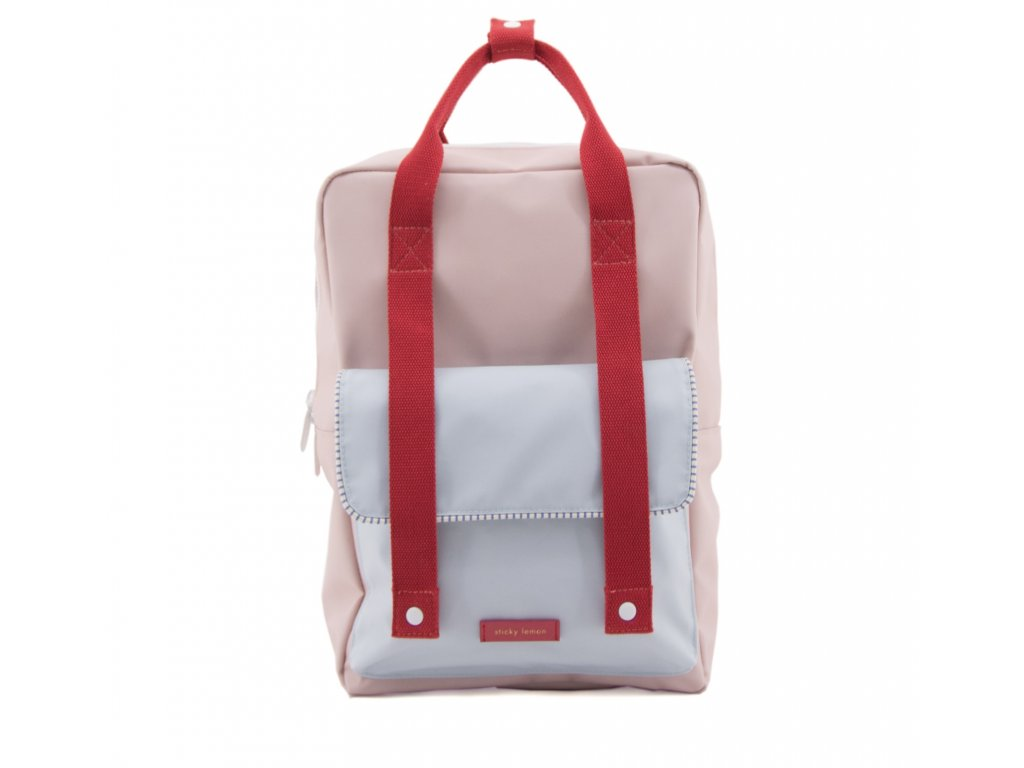 1801418 Sticky Lemon envelope deluxe backpack large Mendl's pink, agatha blue, elevator (1)