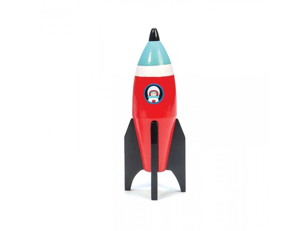 Le Toy Van Wooden Rocket Car 57