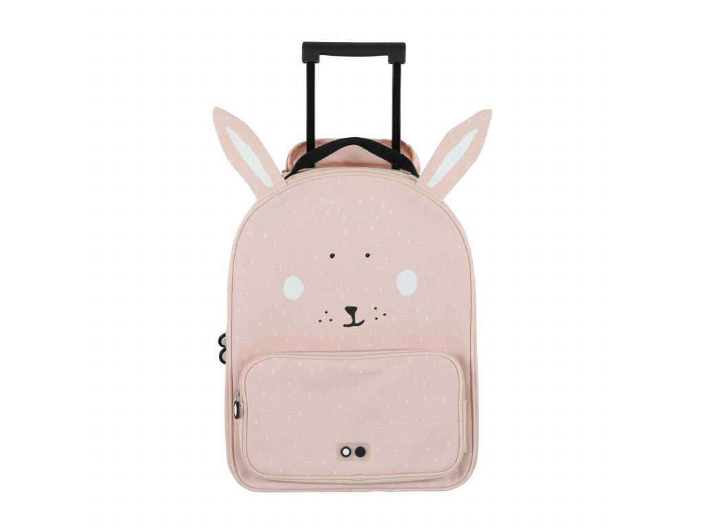 1131695 3 detsky kufr na koleckach trixie mrs rabbit